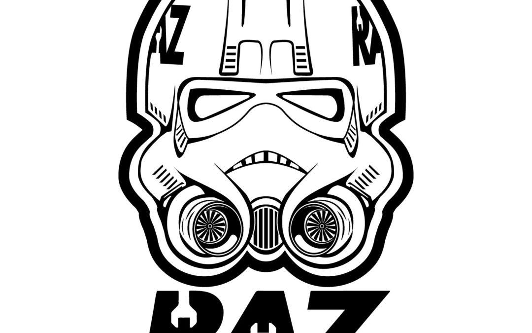 RAZ Logo Design