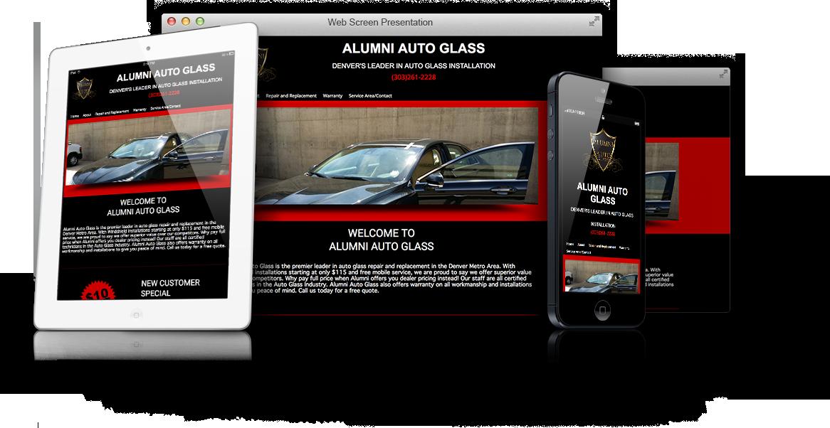 Alumni Auto Glass