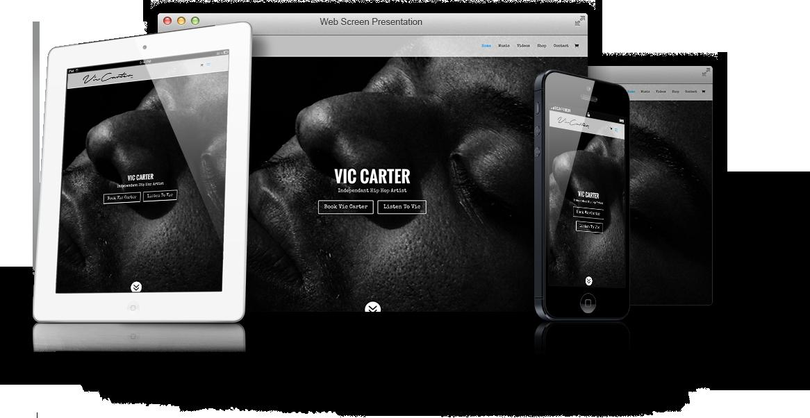 Vic Carter Music