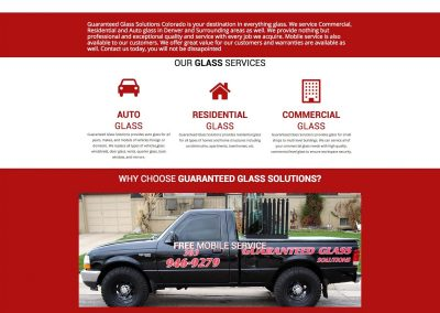 Guaranteed Glass Solutions